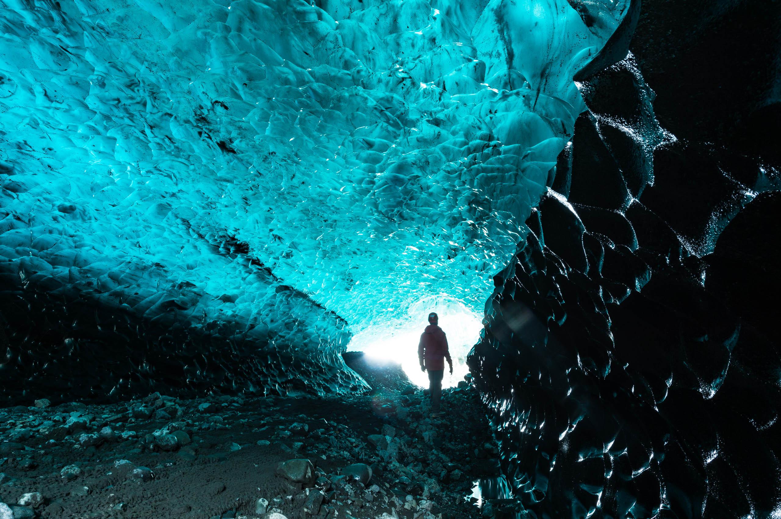 Sapphire Ice Cave (2020)